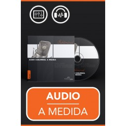 Audio subliminal a medida