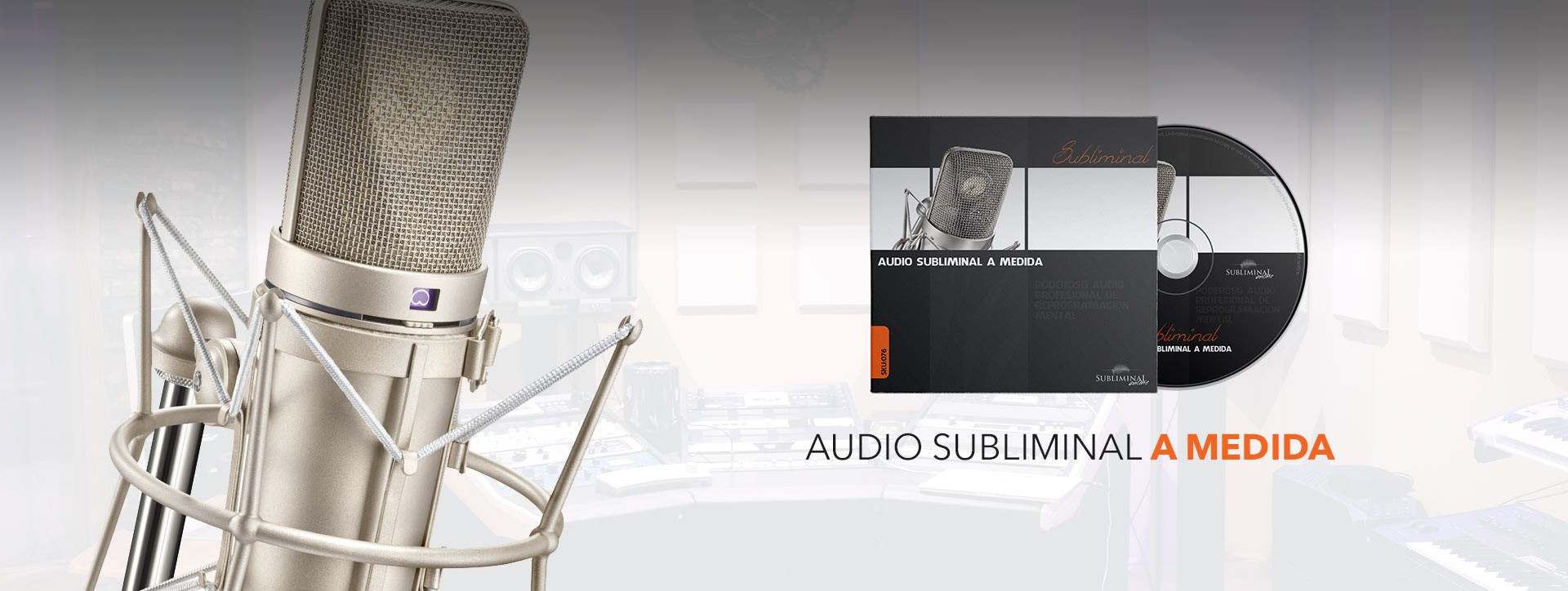 Audio a medida